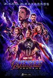 AVENGERS:END GAME