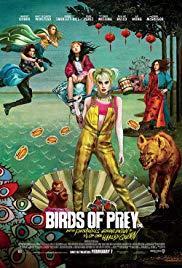 Birds of Prey ATFEOOHQ
