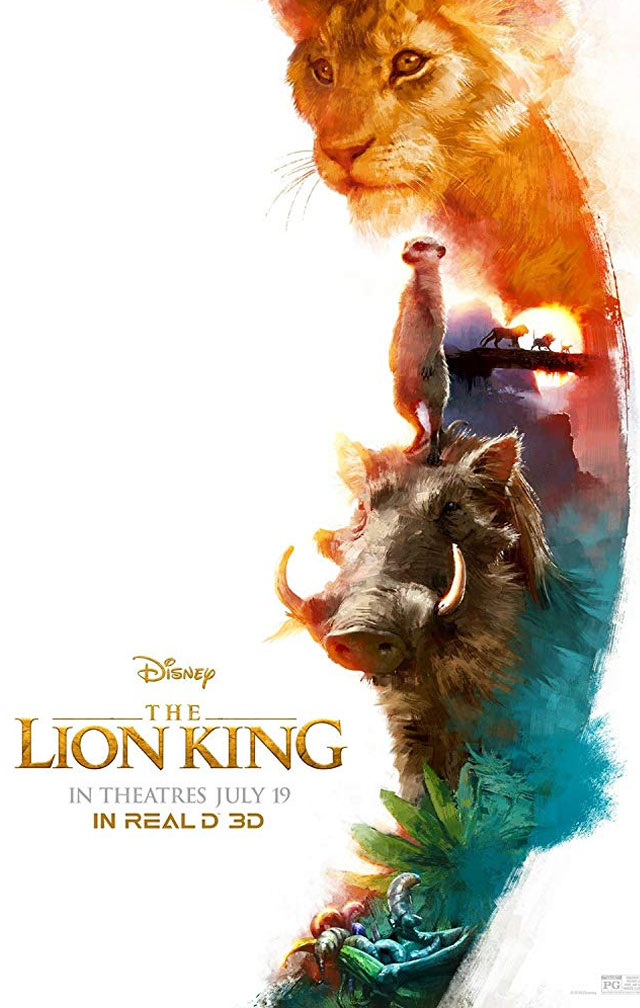 The Lion King Movie Tickets Online Booking