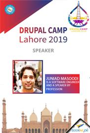 Drupal Camp Lahore 2019