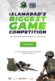 PUBG Competition