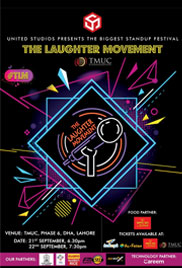 The Laughter Movement Stand Up Festival