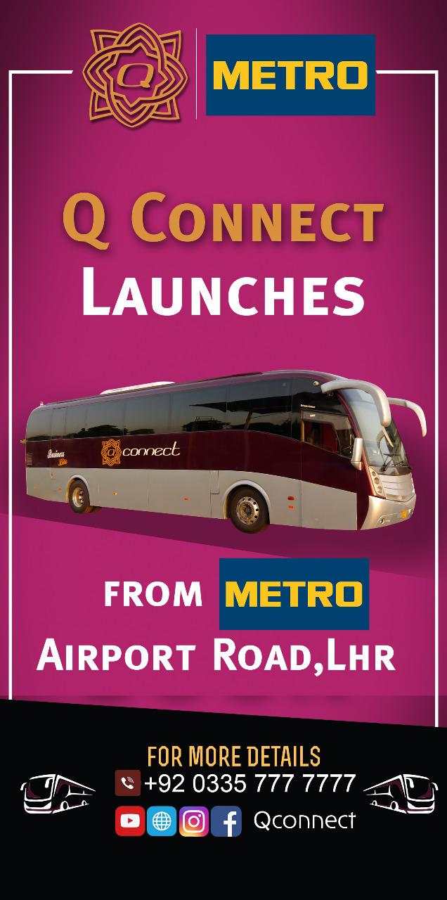Qconnect Bus Service